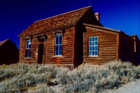 Kirkwood House, Bodie Ghost Town, Cal (1999)