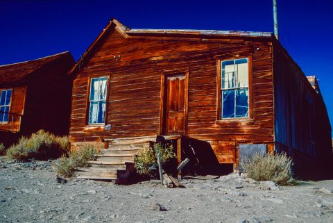 Cameron House, Bodie Ghost Town, Cal (1999)