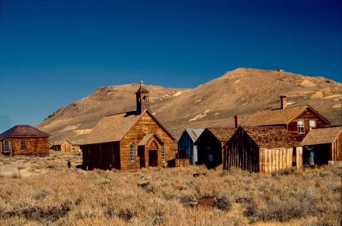 Bodie Ghost Town, Cal (1999)