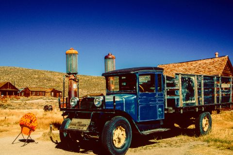 Dodge Graham 1927, Bodie Ghost Town, Cal (1999)