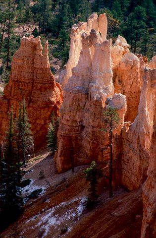 Hoodoos, Bryce Canyon, Utah (2004)