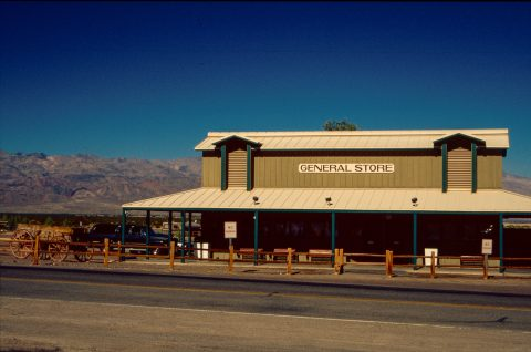 Stovepipe Wells, Death Valley, CA (1999)