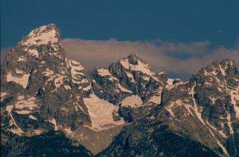 Grand Teton & Teton Glacier, Wyoming (2000)