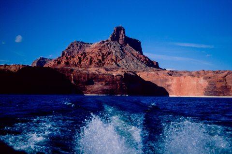 Lake Powell, Glen Canyon, Utah (1996)