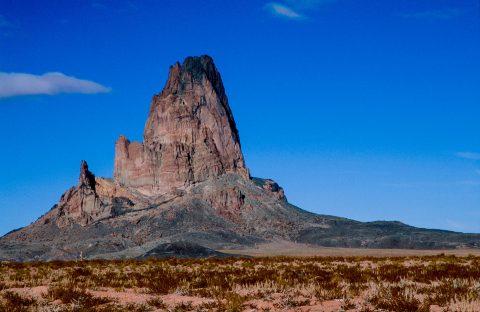 El Capitan, Monument Valley, Utah (2004)