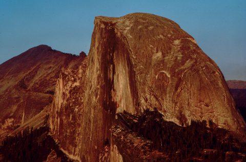 Half Dome from Glacier Point, Yosemite (1999)