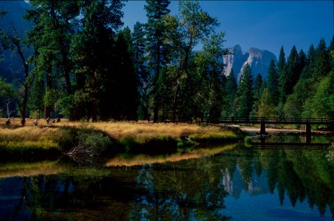 River Merced, Yosemite (1999)
