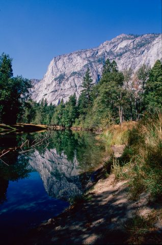 Merced River, Yosemite (1999)