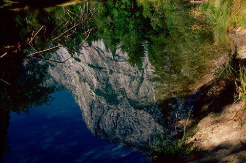 Reflection Merced River, Yosemite (1999)
