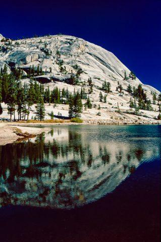 Tenaya Lake, Yosemite (1999)